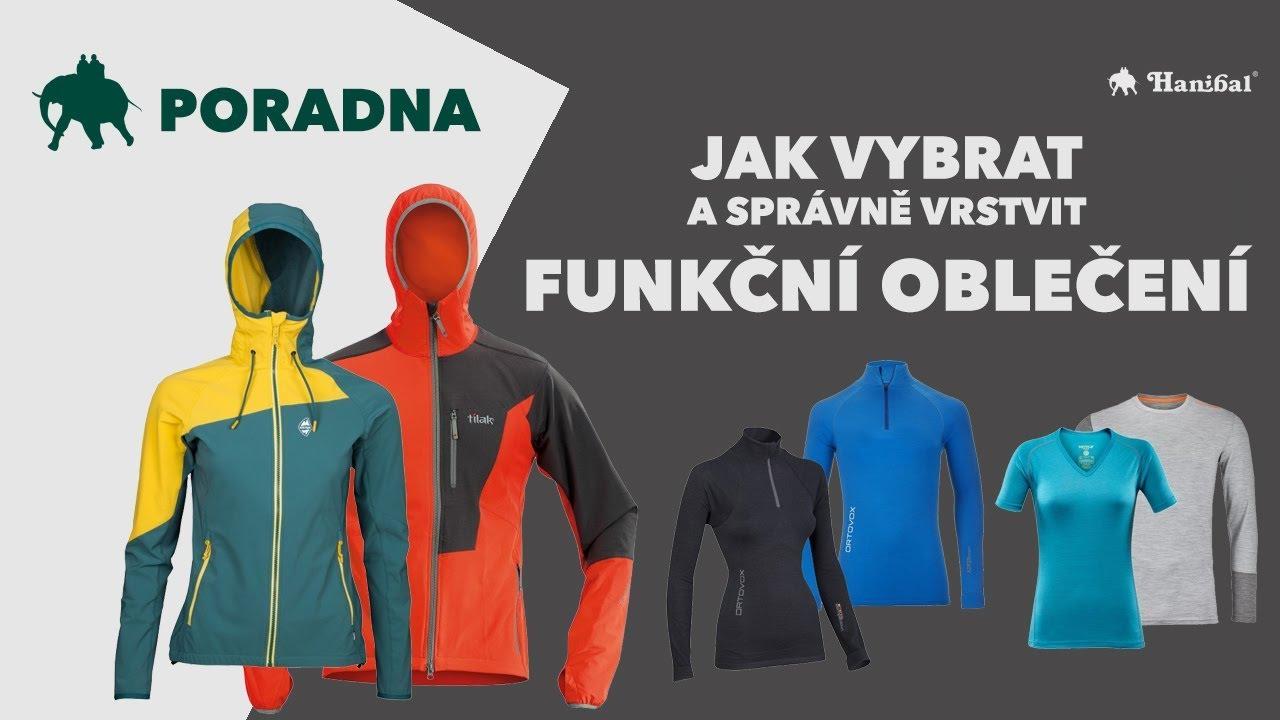 Jak správně vybrat a vrstvit funkční oblečení?