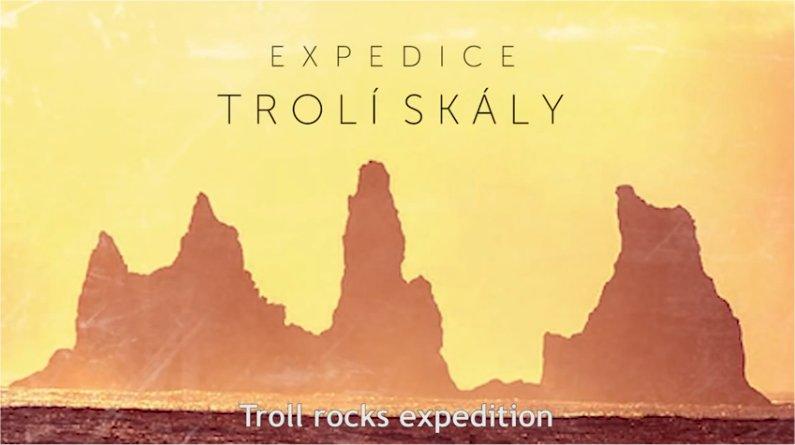 Expedice Trolí Skály