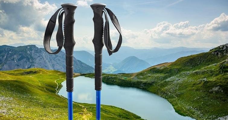 Vybíráme trekingové hole – Recenze 10 nejlepších